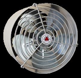 Exaustor 20cm Alta Rotação P/ Churrasq/Coifa